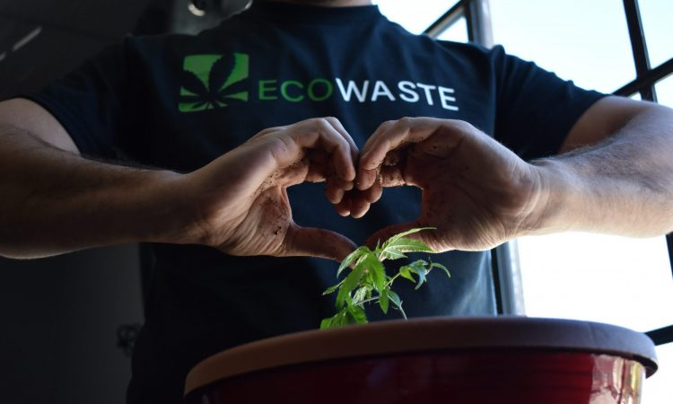Ecowaste Love Cannabis Waste Services