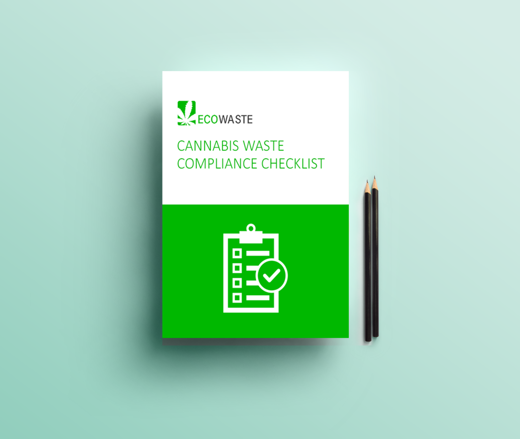 Cannabis Waste Checklist Version 2