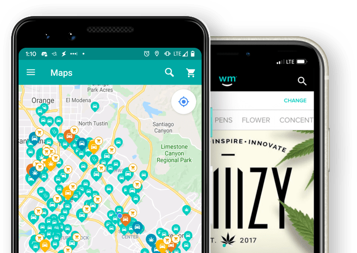 Choose the Right Cannabis Dispensary by checking reviews on WeedMaps