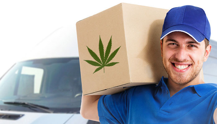 Cannabis Waste Management for Delivery & Distribution